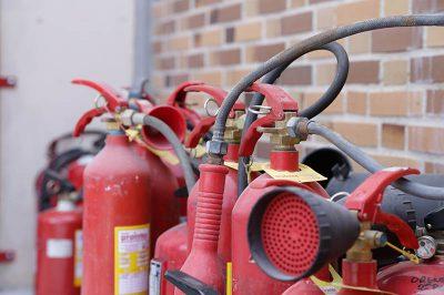 reciclaje de extintores