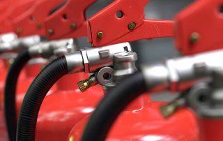 revisión de extintores en Madrid
